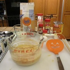 Wendys Perfect Pumpkin Pancakes {Recipe}