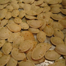 Wendys Perfect Pumpkin Seeds {Recipe}