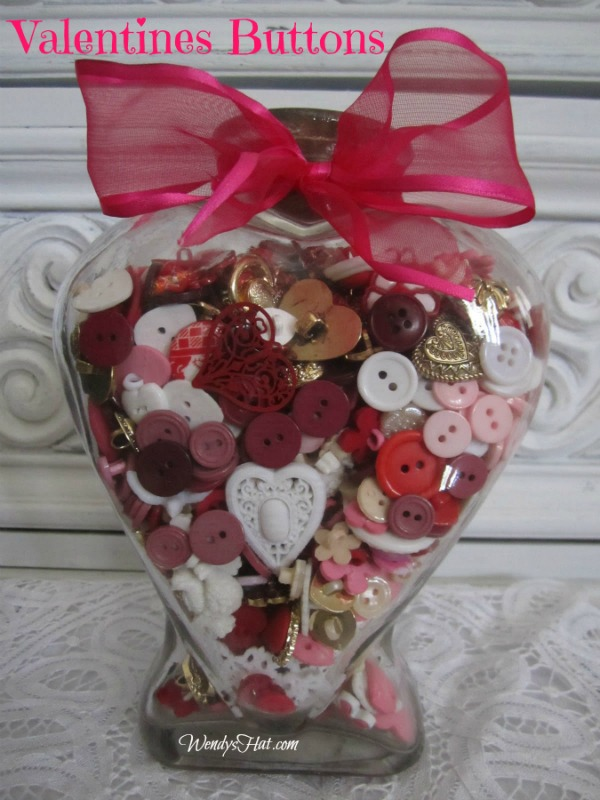 Valentines Buttons