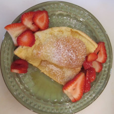 How to Make German Pancakes {Recipe}