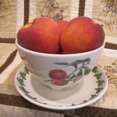 Peaches {Garden}