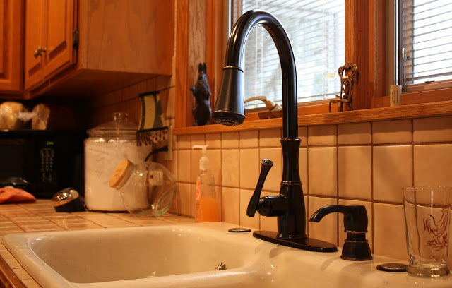 Kitchen Sink Renovation Home Wendys Hat
