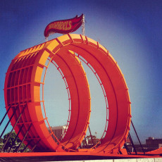 Hot Wheels Double Loop Dare at X Games 2012