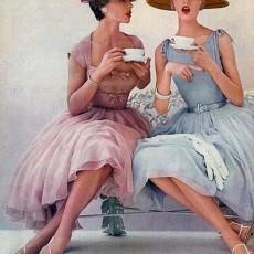 Tea Party Hats {Fashion}