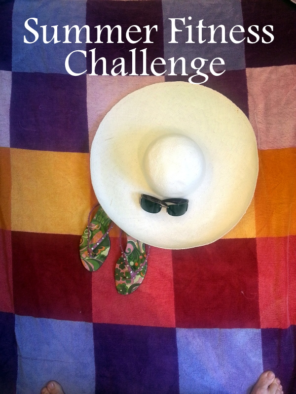 1-Summer Fitness Challenge