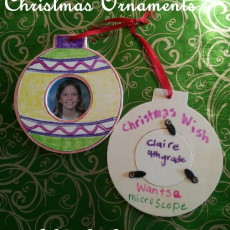 Christmas Ornaments Children Can Make