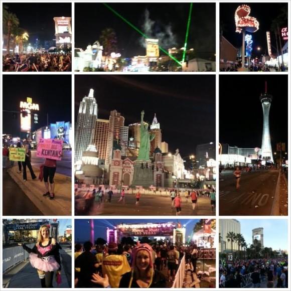 Las Vegas Rock n Roll Marathon 2013