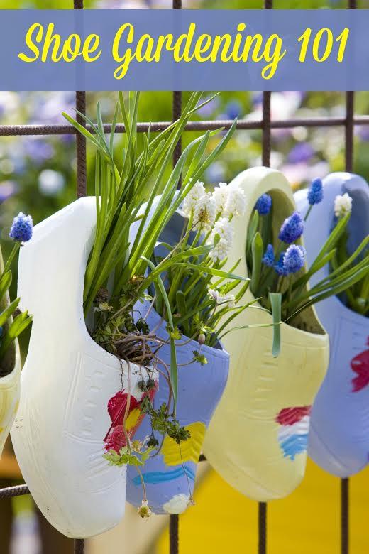 Shoe Gardening
