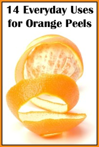 14 Everyday Uses for Orange Peels