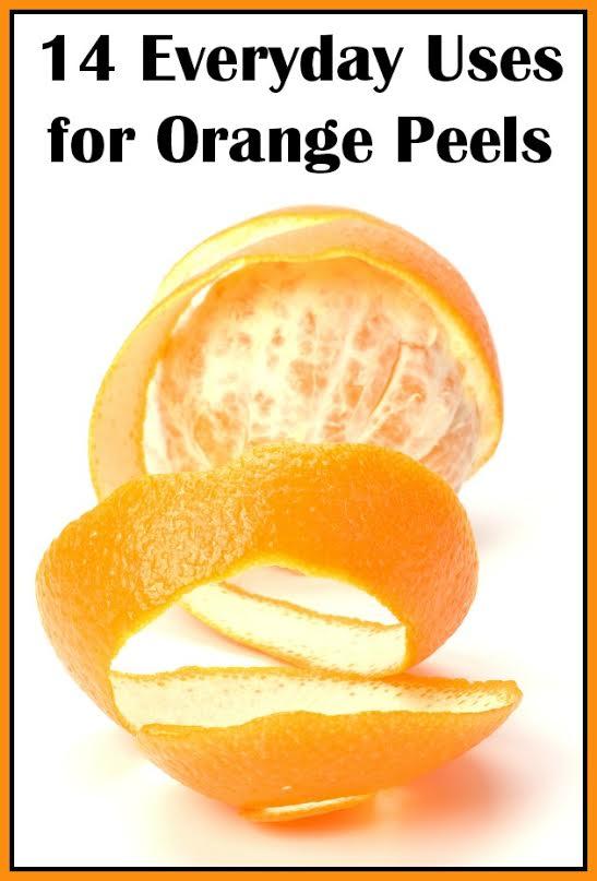 14 Everyday Uses for Orange Peels
