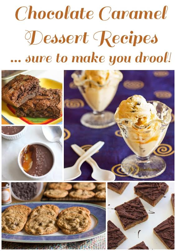 Chocolate Caramel Dessert Recipes