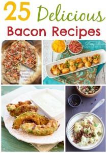 Delicous Bacon Recipes