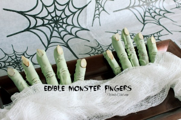 Edible Monster Fingers Recipe