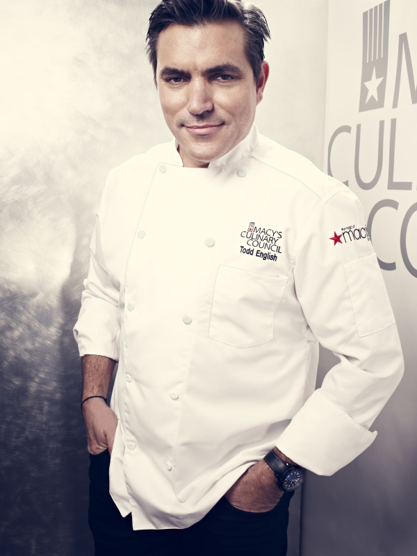 Macys Culinary Council with Chef Todd English