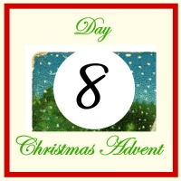 Christmas Advent Day 8 mini