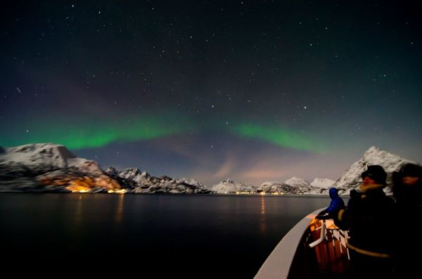 Hunting the Northern Lights in Norway