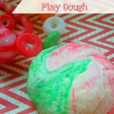 Peppermint Play Dough