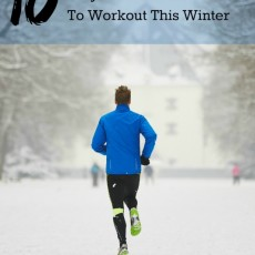 Ways To Motivate Yourself To Workout This Winter