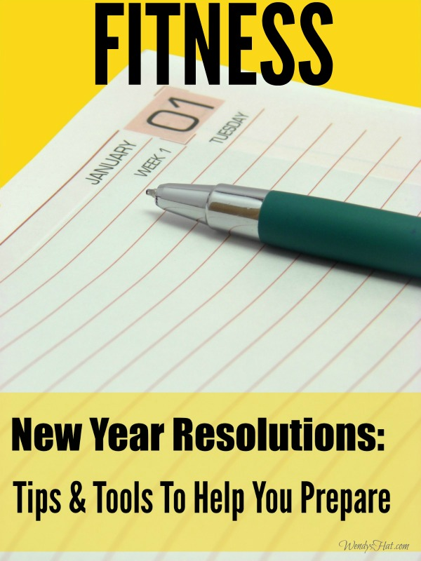 Fitness New Year Resolutions