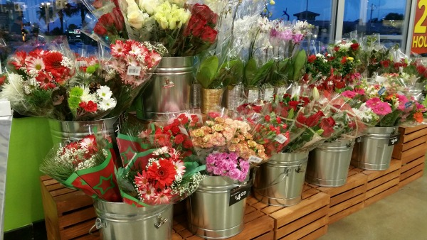 Fresh and Easy Flower Market