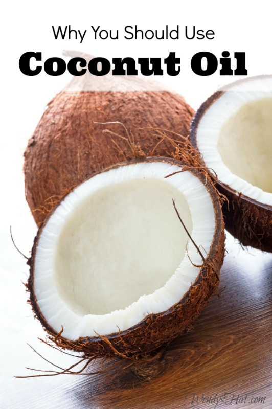 Why You Should Use Coconut Oil