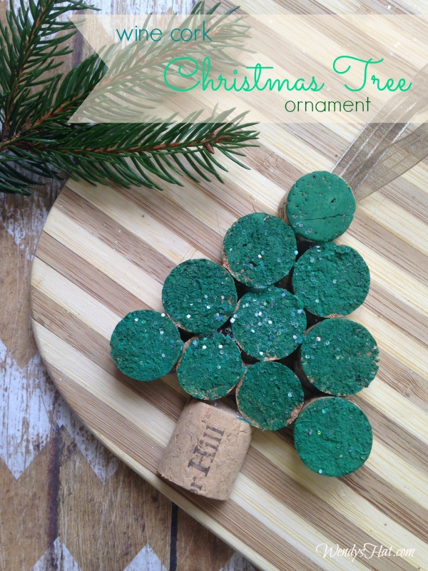 Christmas Tree Ornament - Wendys Hat