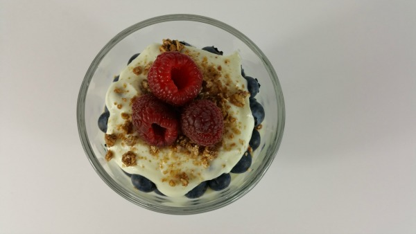 Yogurt Trifle Recipe