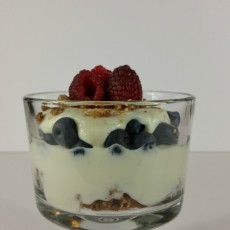 Yogurt Trifle – Snacking with Yoplait Greek 100