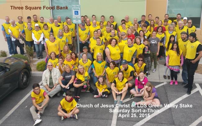 Three Square Food Bank