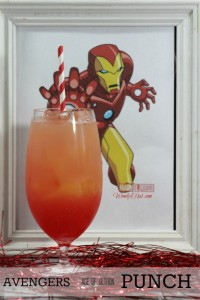 Avengers Age of Ultron Punch