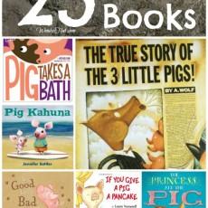 Favorite Pig Books For Children