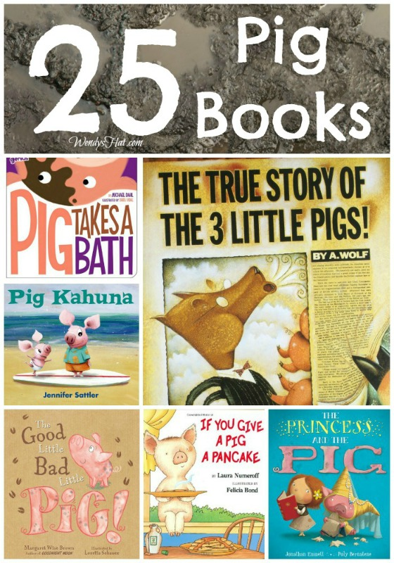 Favorite Pig Books For Children