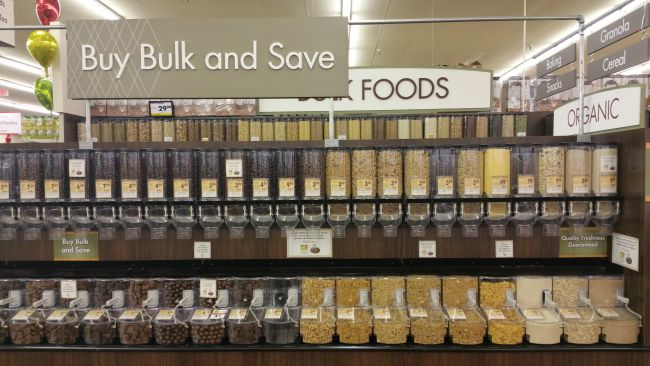 Smart & Final Las Vegas Grand Opening Bulk Foods