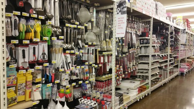 Smart & Final Las Vegas Grand Opening kitchen supplies