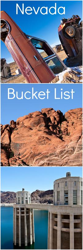 Nevada Bucket List