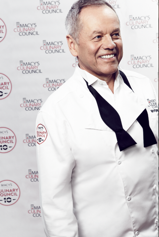 Macys Culinarly Council with Wolfgang Puck