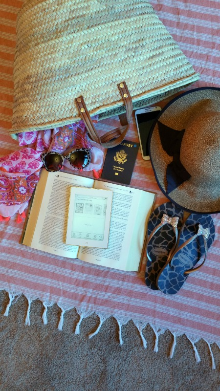 What is a must have in your travel bag?