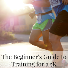 Beginner's Guide to Training for a 5K