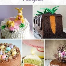 Easter Cake Recipes