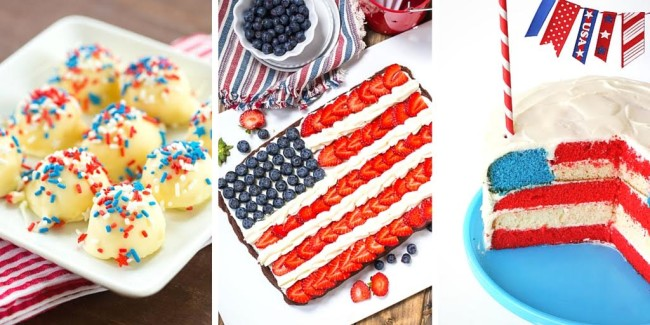 Fourth of July Party Recipes
