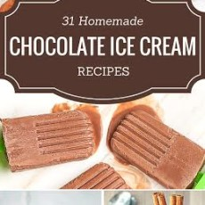 Homemade Chocolate Ice Cream Recipes