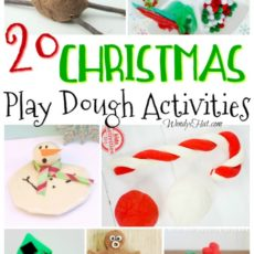 Christmas Play Dough