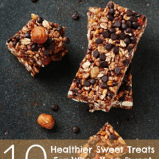 Healthier Sweet Treats