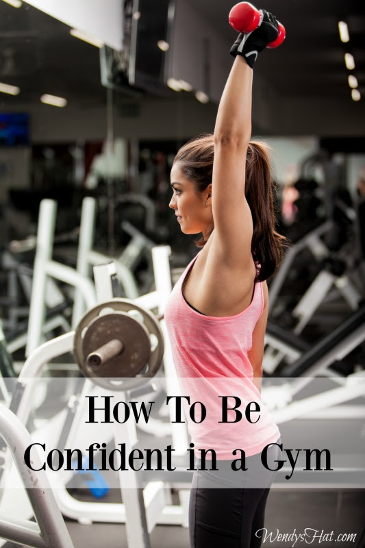 How To Be Confident In A Gym